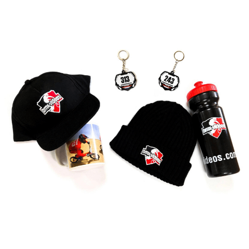 Kimmann brothers merchandise full package